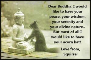 buddha humor